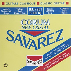 Savarez 500CRJ Corum Cristal Classic Guitar Strings (500CRJ)