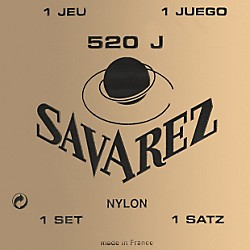 Savarez 520J Super High Tension Acoustic Guitar Strings (520J)