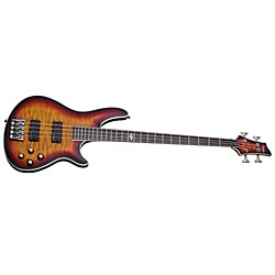 Schecter Guitar Research Blackjack ATX C-4  Electric Bass Guitar (USED004000 340)