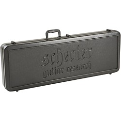 Schecter Guitar Research Diamond Series Molded Guitar Case (USED004000 SGR-1C)
