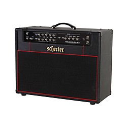 Schecter Guitar Research HR100-C212E HR Stage 100 100W 2x12 Tube Guitar Combo Amp (USED004000 4008)