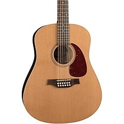 Seagull Coastline Series S12 Dreadnought 12-String Acoustic Guitar (USED004000 29358)