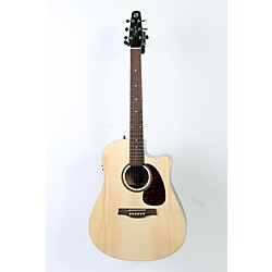 Seagull Coastline Series S6 Slim Cutaway Dreadnought QI Acoustic-Electric Guitar (USED005007 30910)
