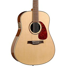 Seagull Maritime SWS High Gloss QI Acoustic-Electric Guitar (32426 USED)