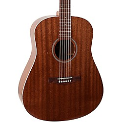 Seagull S6 Mahogany Deluxe Acoustic-Electric Guitar (38916)