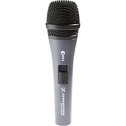 Sennheiser E835S Performance Vocal Microphone (USED004000 E835-S)