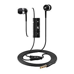 Sennheiser MM 30i In-Ear Stereo Headphones w/ Microphone (504739)