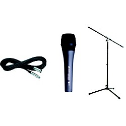 Sennheiser Sennheiser e835 Stand and Cable Package (SENNHEISERe835BUNDLE)