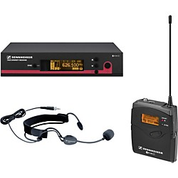 Sennheiser ew 152 G3 Wireless Headset Microphone System (USED004000 503205)