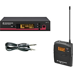 Sennheiser ew 172 G3 Instrument Wireless System (USED004000 503223)