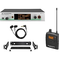 Sennheiser ew 300 IEM G3 In-Ear Wireless Monitor System (USED004000 503420)
