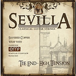 Sevilla Classical Guitar Strings Hard Tension Classical Tie-On Guitar Strings (8450)