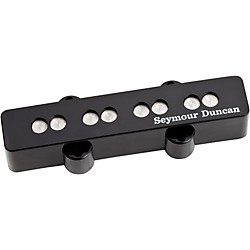 Seymour Duncan 1140204 SJB3B Quarter Pound J Bass Pick Up Black (1140204)