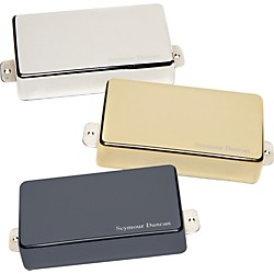 Seymour Duncan AHB-1 Blackouts Humbucker Set with Metal Covers (11106-32-Nc)