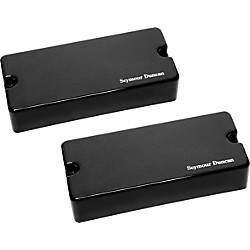 Seymour Duncan AHB-1s 8-String Blackouts Neck and Bridge Set (11106-43-B-8Str)