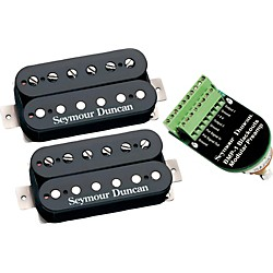 Seymour Duncan Blackouts Modular Coil Pack/Preamp Set (11106-62-B)