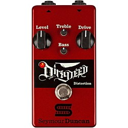 Seymour Duncan Dirty Deed Distortion Pedal (USED004000 11900-001)