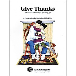 Shawnee Press Give Thanks (Book/CD) (35007734)