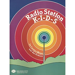 Shawnee Press Radio Station KIDS Student Book (35017865)