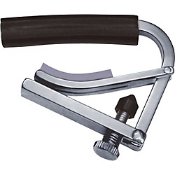 Shubb Lightwieght Aluminum Capo for Steel String Guitar (L1)