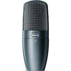 Shure Beta 27 Side-Address Microphone (Beta 27)