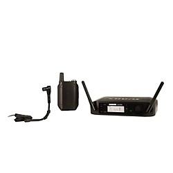 Shure GLX-D Wireless Vocal System with WB98H/C Mic (GLXD14/B98-Z2)