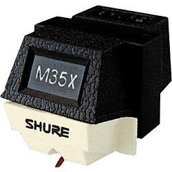 Shure M35X House Techno DJ Cartridge (M35X)