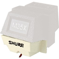 Shure N35X Stylus for M35X Cartridge (N35X)