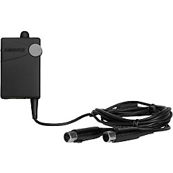 Shure P4HW Hardwired Bodypack for PSM 400 Systems (P4HW=)