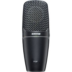 Shure PG27 Condenser Microphone (PG27-LC)
