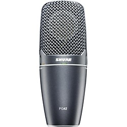 Shure PG42 Condenser Microphone (PG42-LC)