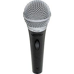 Shure PG48-LC Cardioid Dynamic Handheld Microphone (PG48-LC)