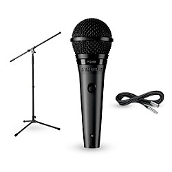 Shure PG58-LC, Stand & Cable Package (PG58-LC Package)