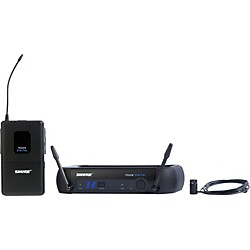 Shure PGXD14/85 Digital Wireless System with WL185 Lavalier Mic (PGXD14/85-X8)
