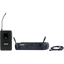 Shure PGXD14/93 Digital Wireless System with WL93 Lavalier Mic (PGXD14/93-X8)