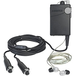 Shure PSM400 SE115-CL Hardwired Pack (P4MHW115LCL)