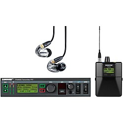 Shure PSM900 System with P9RA Rechargeable Bodypack Receiver and SE425CL Sound Isolating Earphones (P9TRA425CL-G6)