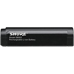 Shure SB902 Lithium Battery for GLXD Microphones (SB902)
