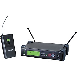 Shure SLX14 Instrument Wireless System (SLX14-G4)