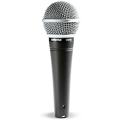 Shure SM48-LC Vocal Microphone (SM48-LC)