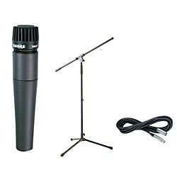 Shure SM57, Stand & Cable Package (SM57 Package)