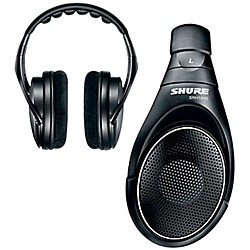 Shure SRH1440 Professional Open Back Headphones (SRH1440)