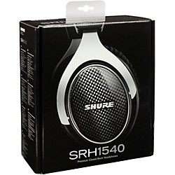 Shure SRH1540 Professional Closed-Back Headphones (SRH1540)