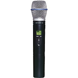 Shure ULX2/Beta87A Wireless Handheld Transmitter Microphone (ULX2/BETA87A=-M1)