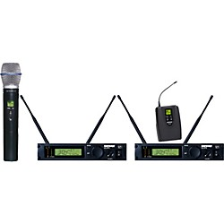 Shure ULXP124/BETA87A Dual Channel Mixed Wireless System (ULXP124/BETA87A-M1)