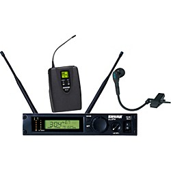 Shure ULXP14/98H Instrument Wireless System (ULXP14/98H-J1)