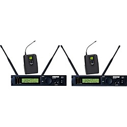 Shure ULXP14D Dual Guitar/Bass Wireless System (ULXP14D-M1)