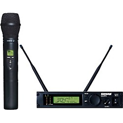 Shure ULXP24/87 Handheld Wireless Microphone System (ULXP24/87-M1)
