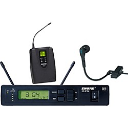 Shure ULXS14/98 Clip-On Wireless Instrument System (ULXS14/98H-M1)
