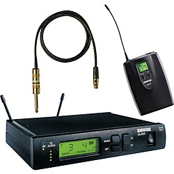 Shure ULXS14 Wireless Instrument System (ULXS14-J1)